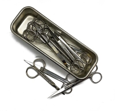 Miscellaneous Surgical Tools - Forceps Hemos Scissors Etc.