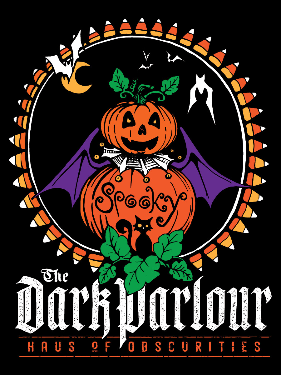 Spooky Pumpkin 3 x 4