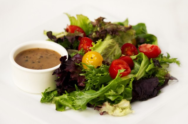 Organic House Salad