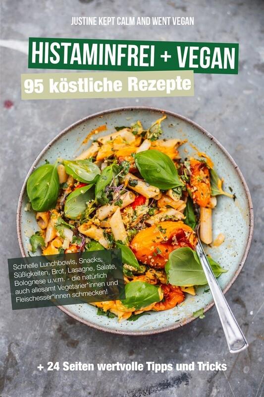eBook: Histaminfrei & Vegan
