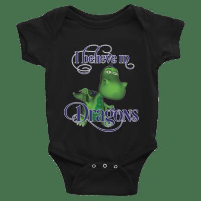 Gus the Garden Dragon Infant Bodysuit