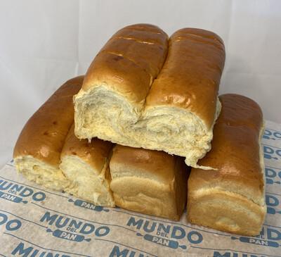 BRIOCHE SANDWICH ROLL (6 Unidades)
