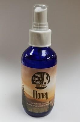 Wolf Spirt Sage Money Spray