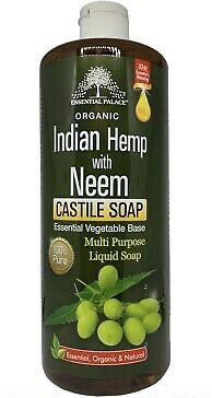 Essential Palace-Indian Hemp With Neem Castile Soap