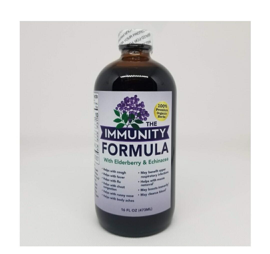 Immunity Formula 8oz