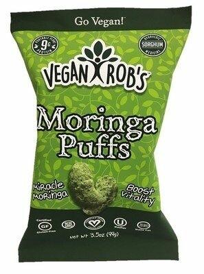 Vegan Rob's Moringa Puffs