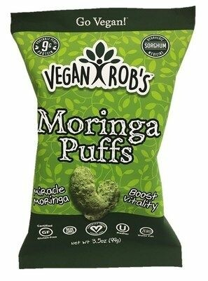 Vegan Rob's Moringa Puffs
