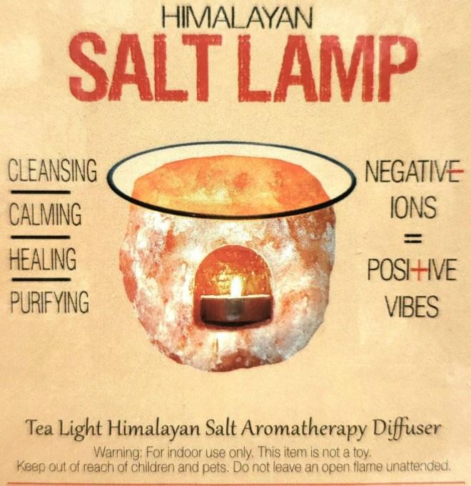 Himalayan Salt Lamp Oil Burner