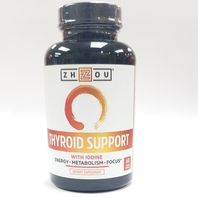 Zhou Thyroid Support Capsules