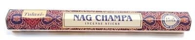 Tulasi: Nagchampa Stick Incense (1 Unit 15 Sticks)