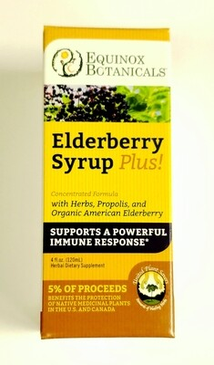 Elderberry Syrup 4oz