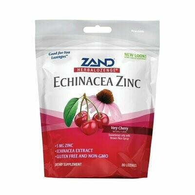 Zand Echinacea Zinc Lozenges