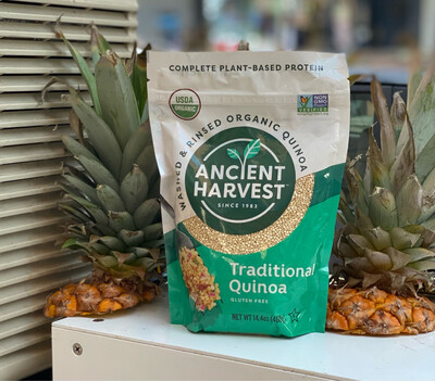 Ancient Harvest Traditional Quinoa 14.4oz