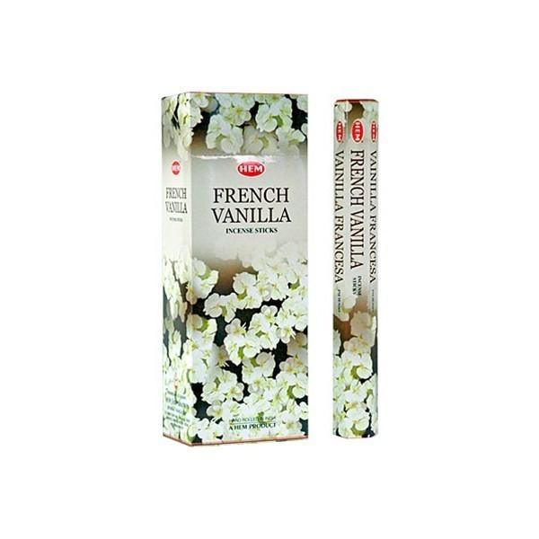 HEM French Vanilla incense box