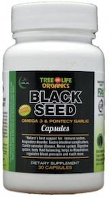 Tree of Life Black Seed (30 capsules)