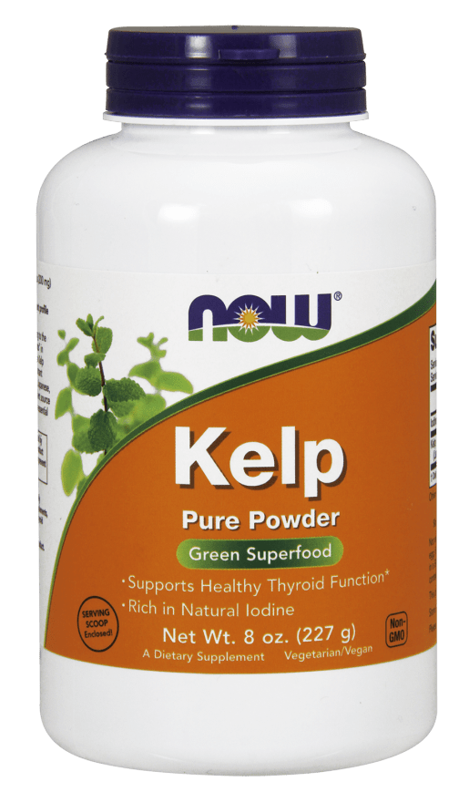 Kelp Powder Super Green 8oz