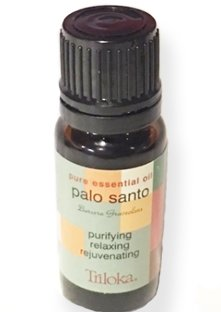 Triloka Pure Essential Oil - Palo Santo 1.oz