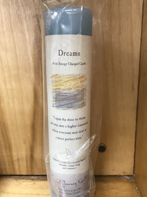 Crystal Journey Candle: Dreams