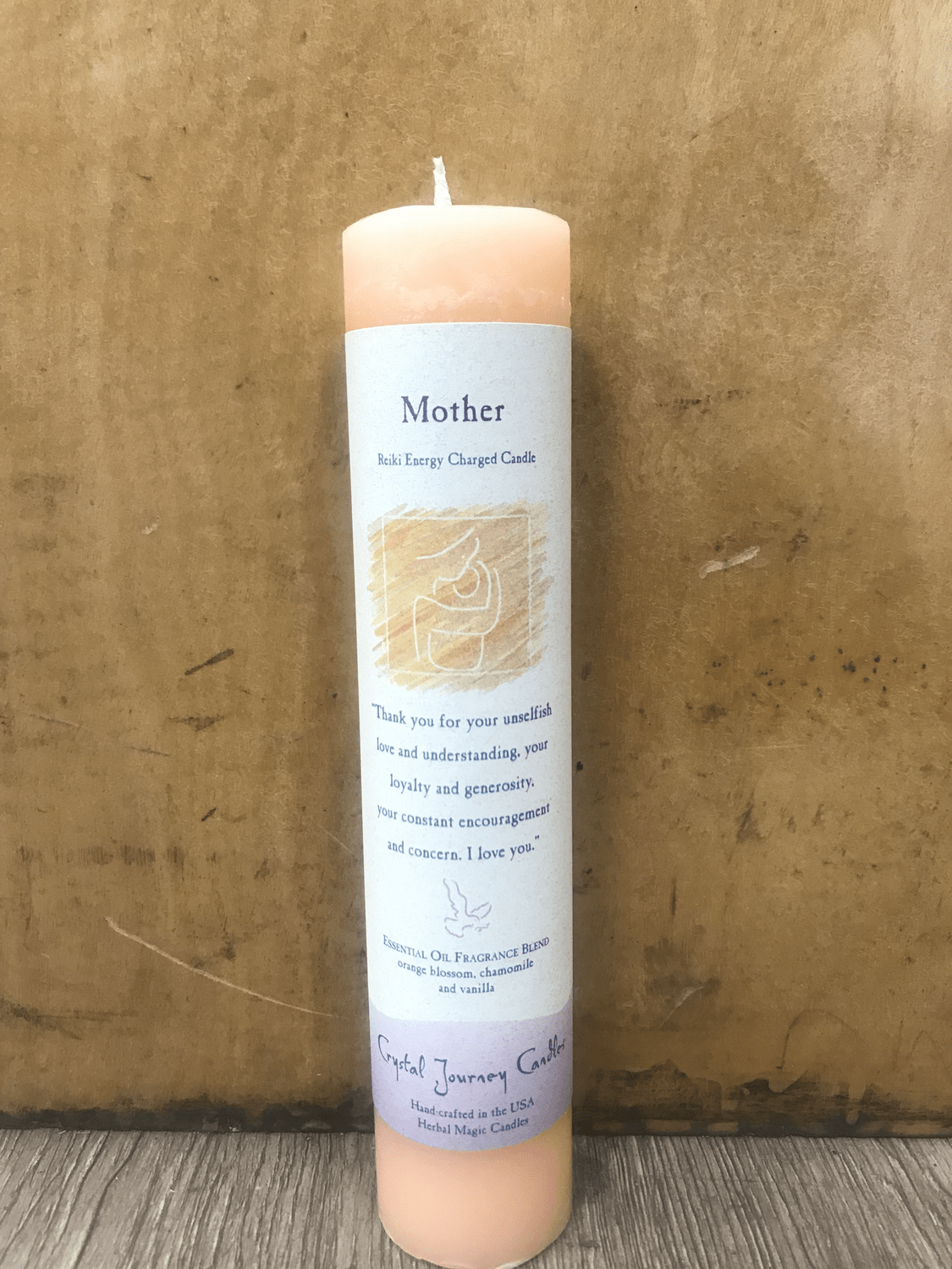 Crystal Journey Candle:Mother