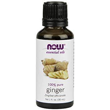 Now Essential Oils - Ginger 100% Pure Oil 1 fl.oz