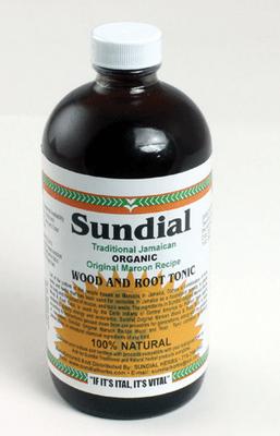 Sundial Organic Wood and Root Tonic