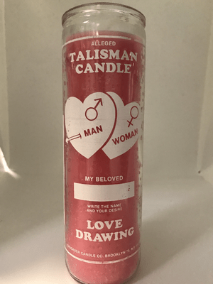 7 Day Candle- Love Drawing