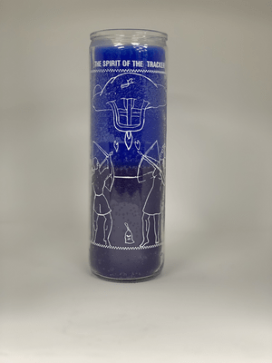 7 Day Candle-Spirit of the Tracker (Ochosi)