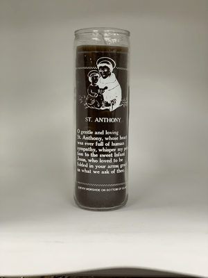 7 Day Candle- St.Anthony
