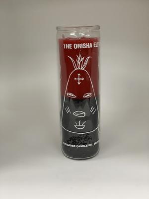 7 Day Candle - The Orisha Elegua