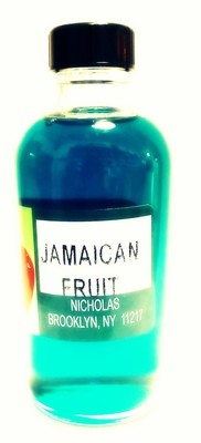 Jamaican Fruit Oil