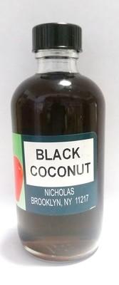 Black Coconut Oil