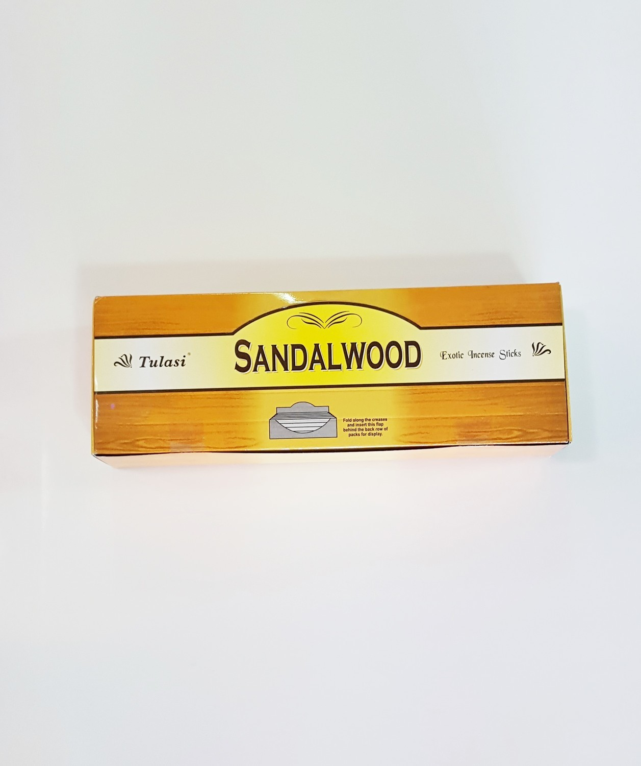 Tulasi Sandalwood Box - 6 packs