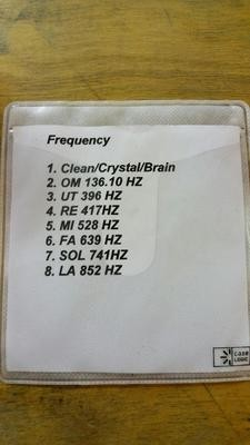 Frequency CD