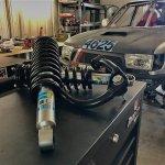 1996 2002 3rd Gen 4runner 5100 Ome Lift Kit