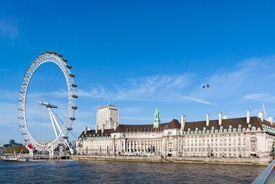 London Eye 03