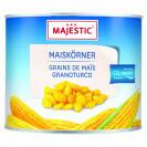 MAJESTIC GRAINS DE MAÏS 340G