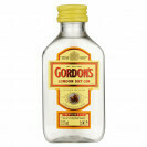 GORDON'S LONDON DRY GIN 37.5% 5CL