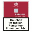 DUNHILL INTERNAT. RED BOX T10MG/N 1.0MG/KM10MG