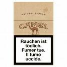 CAMEL NATURAL FLAVOR BROWN BOX T10MG/N 0.9MG/KM10MG