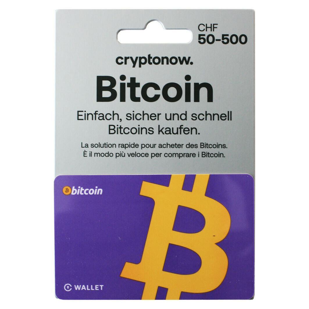 BITCOIN 50 - 500 FR. VARIABEL ***GRATUIT / CARD