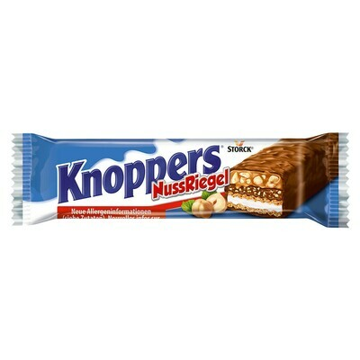 KNOPPERS BARRE NOISETTE 40G