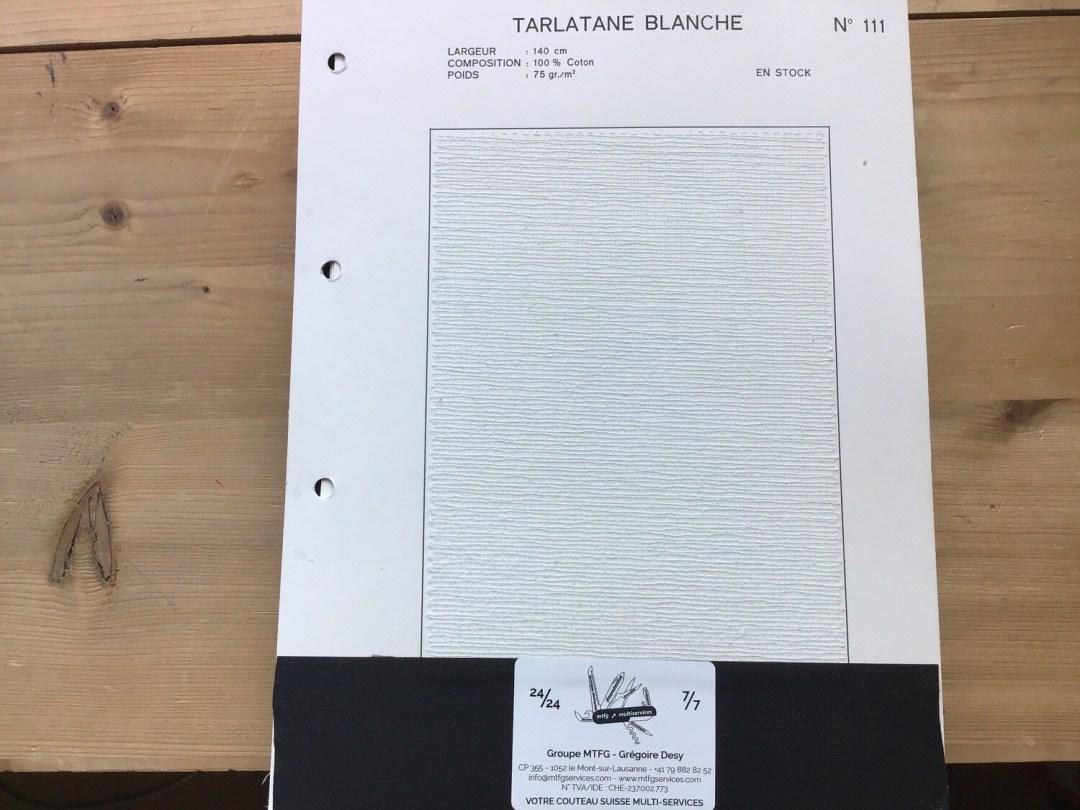 Tarlatane Blanche n° 111 140