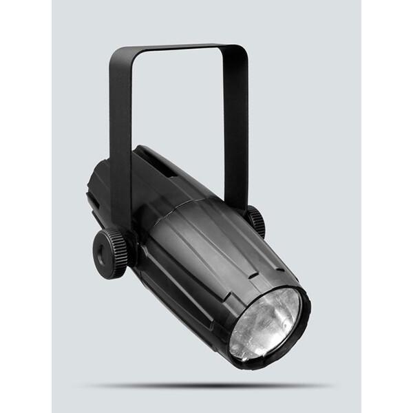 Projecteur Led 3 W de type F1 Blanc Froid CHAUVET DJ Pinspot LED 2