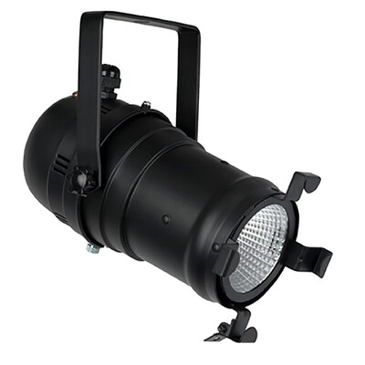 Projecteur PAR 30 Led 20W SHOWTEC noir blanc chaud graduable