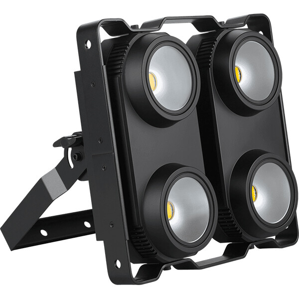 Blinder led 2 x 2 x 100W ultra brillant et multiples accroches Martin