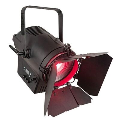 Projecteur Fresnel Led RGBALC 250 W SHOWTEC Performer 2500 Q6