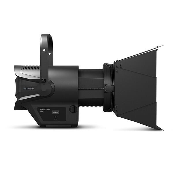 Projecteur Fresnel Led 520 W Blanc Froid 5600 K CAMEO F4 D