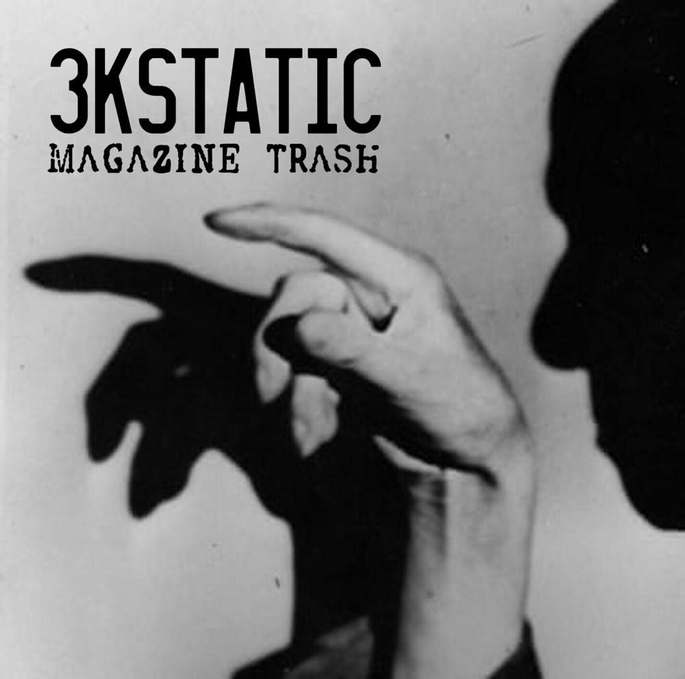 Magazine Trash EP (Disc)