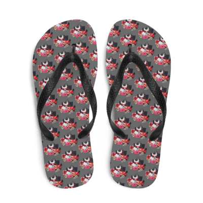 Glam 4 Life Flip-Flops