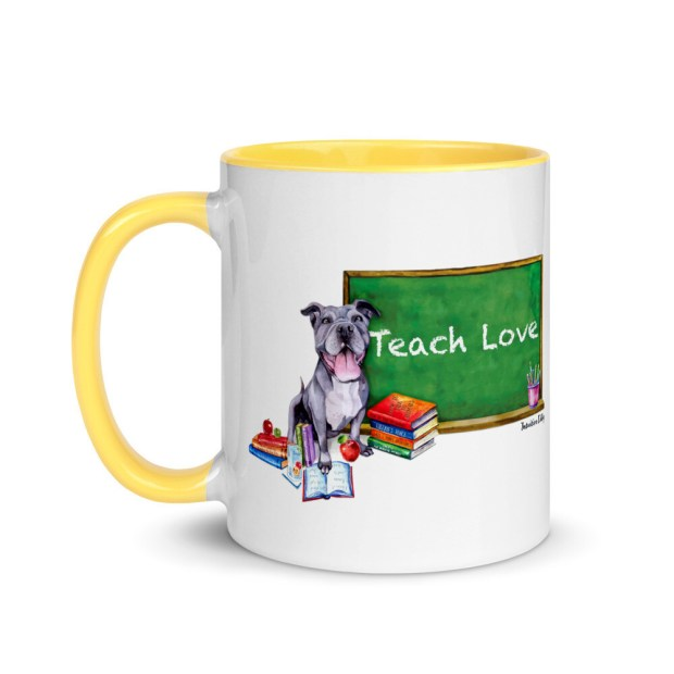 Valerie Teach Love Mug